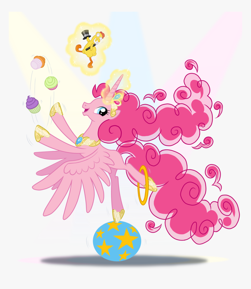 Mlp Pinkie Pie Alicorn, HD Png Download, Free Download
