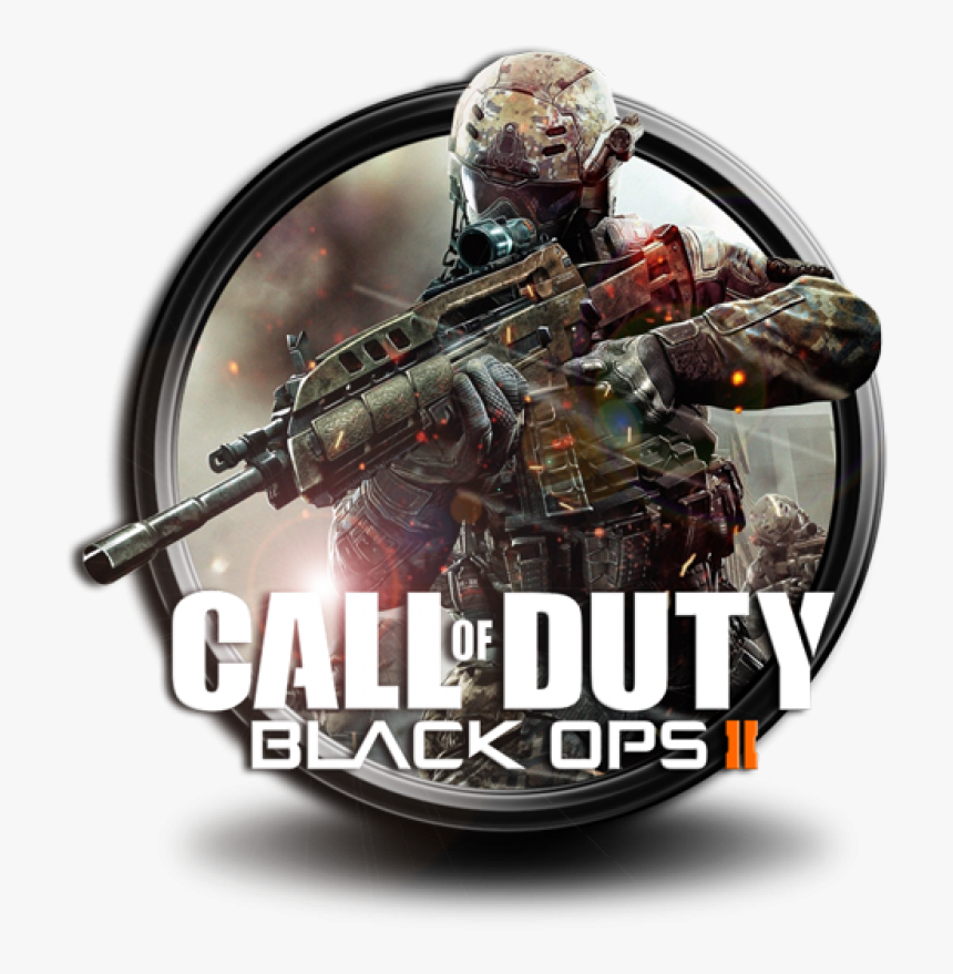 Call Of Duty Black Ops 2 Cod Png Image - Imagenes De Call Of Duty Png, Transparent Png, Free Download