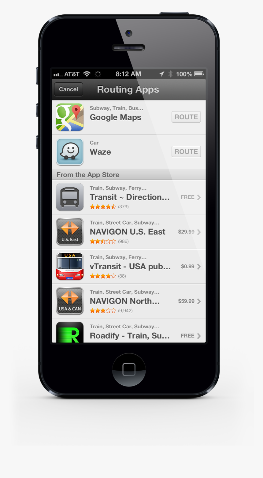 Siri s Google Maps Too Even Without A Jailbreak ... Download Free Google Map App on free google services, free chrome download, free office download,