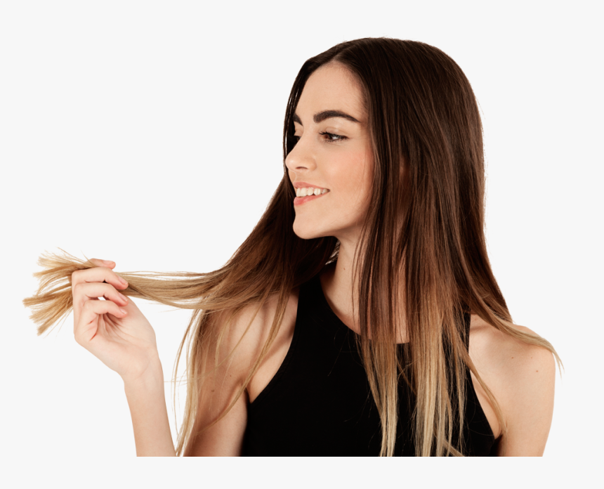 Hair Beautician Hd Png Download Kindpng