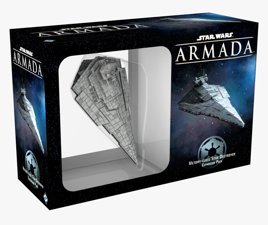 Premium Era Real - Star Wars Armada Victory Class Star Destroyer, HD Png Download, Free Download