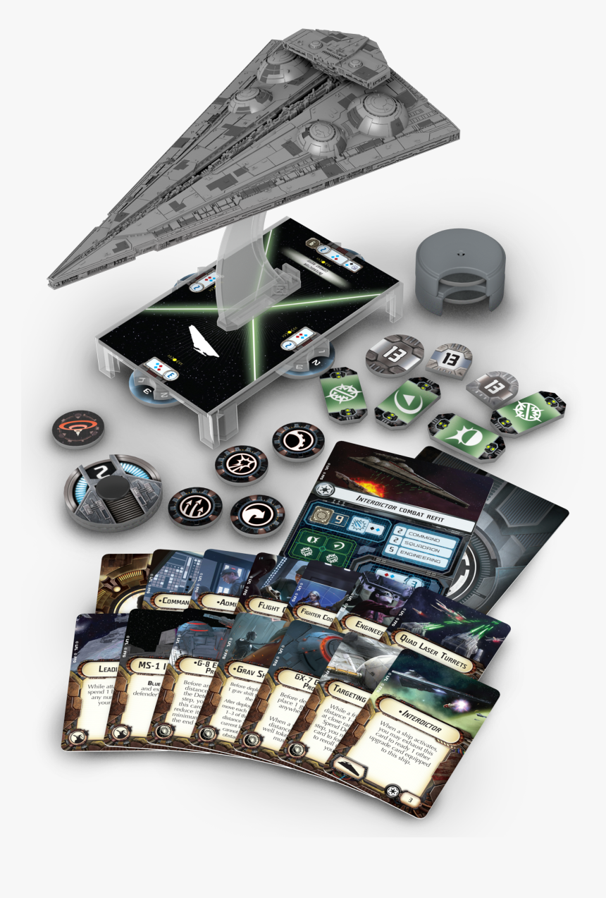 Interdictor Star Destroyer Armada, HD Png Download, Free Download