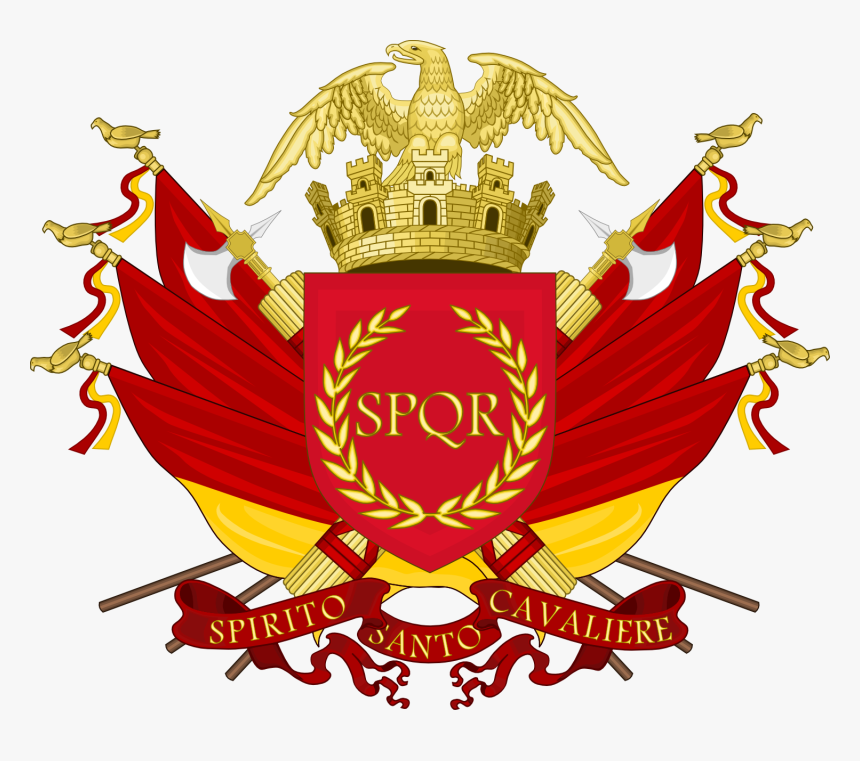 Coat Of Arms Of Rome, HD Png Download, Free Download