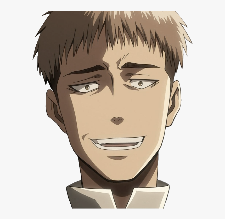 Maze Runner Attack On Titan Png Download Attack On Titan Jean Face Transparent Png Kindpng