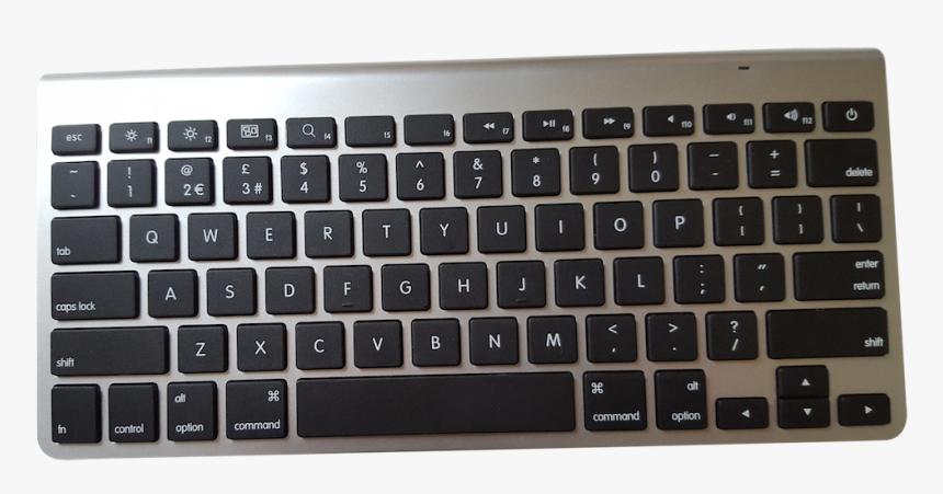 Bitzeasi® Bluetooth Wireless Keyboard Mac Apple Ipad - Macbook Pro 13, HD Png Download, Free Download