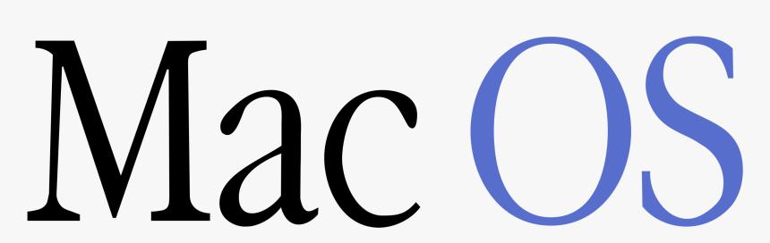 Mac Os Logos, HD Png Download, Free Download