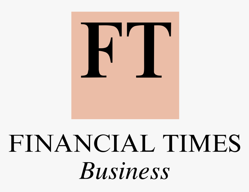 Financial Times Logo Png, Transparent Png, Free Download