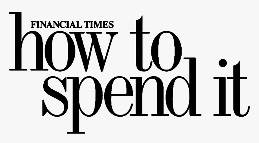 Financial Times How To Spend It Logo, HD Png Download, Free Download