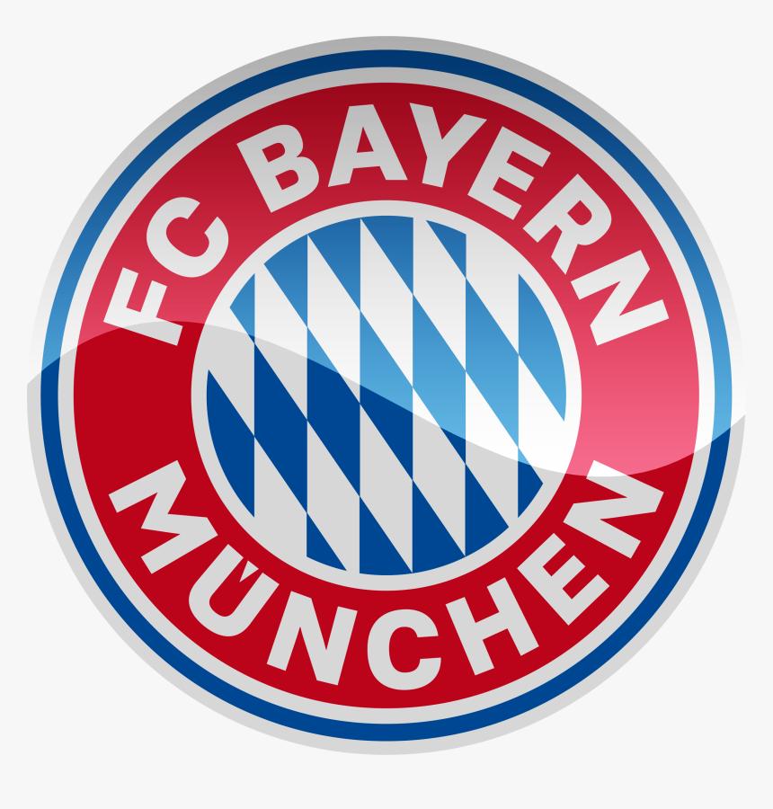 Fc Bayern Munich Hd Logo Png - Dream League Bayern Munich Logo, Transparent Png, Free Download