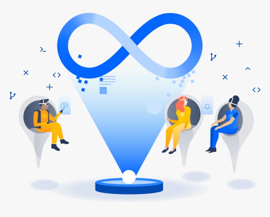 Atlassian Devops, HD Png Download, Free Download
