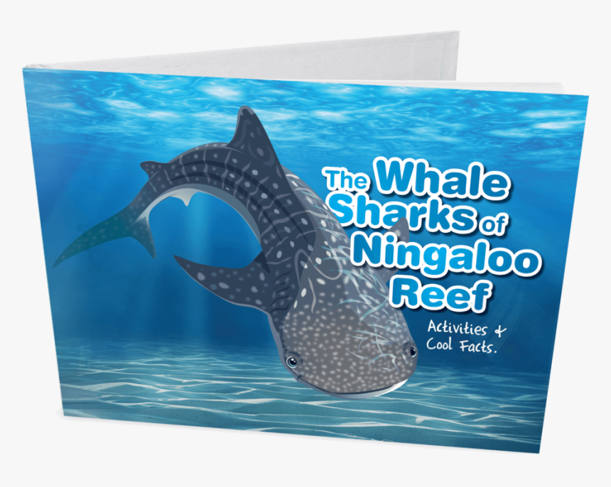Whaleshark Book Cover Mockup, HD Png Download, Free Download