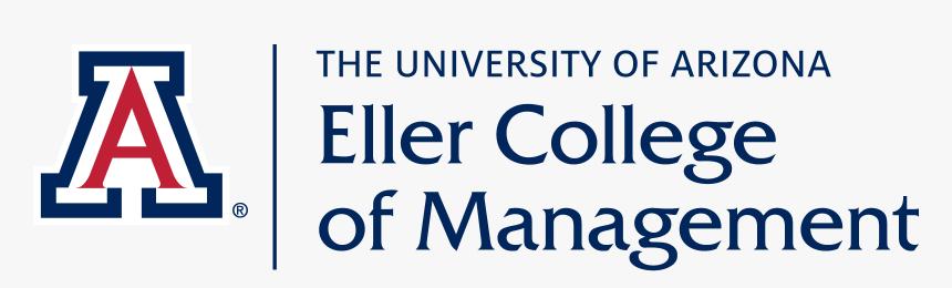 Ua Eller Primary - University Of Arizona Eller College Of Management Logo,  HD Png Download - kindpng