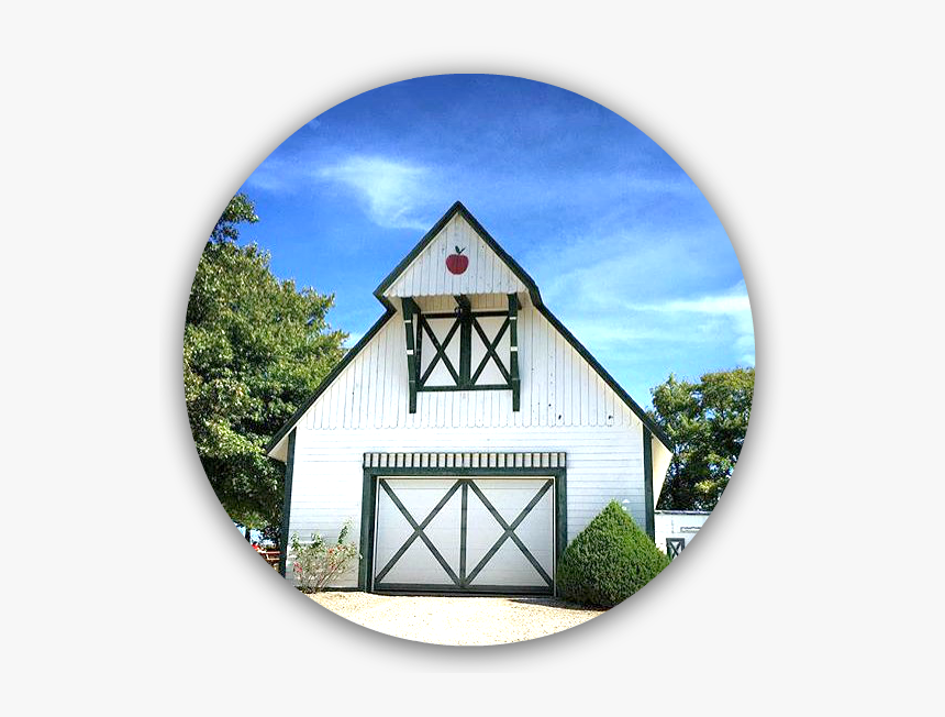 Insta Barn Circle - Cider Hill Family Orchard, HD Png Download, Free Download