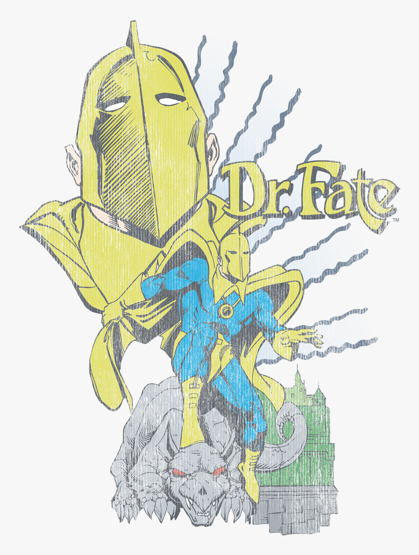 Dr Fate, HD Png Download, Free Download