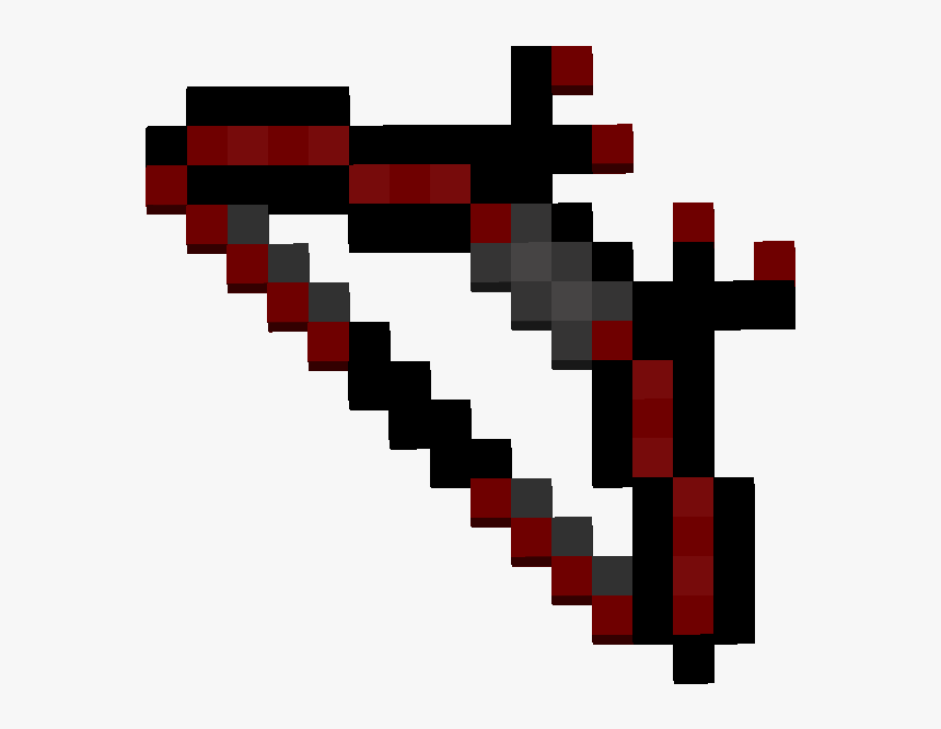Minecraft Bow Png - Minecraft Modded Png, Transparent Png, Free Download