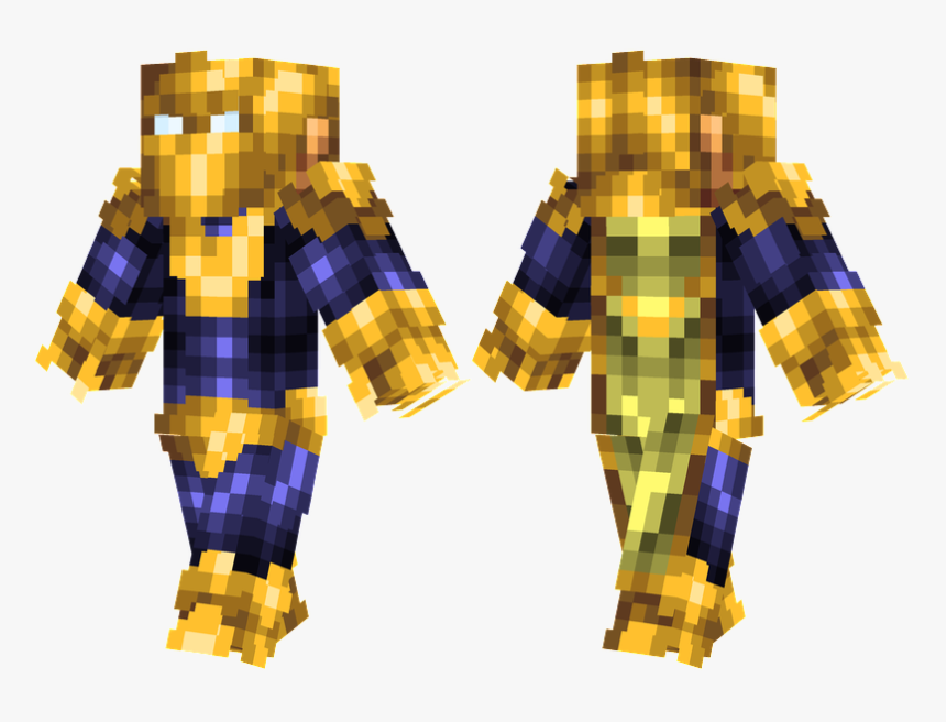 Doctor Destino Skin De Minecraft, HD Png Download, Free Download