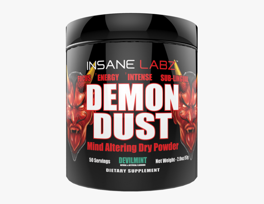 Oxido Nitrico Demon Dust, HD Png Download, Free Download