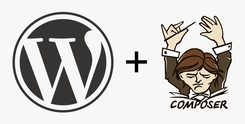 Wordpress And Composer - Composer Php, HD Png Download, Free Download
