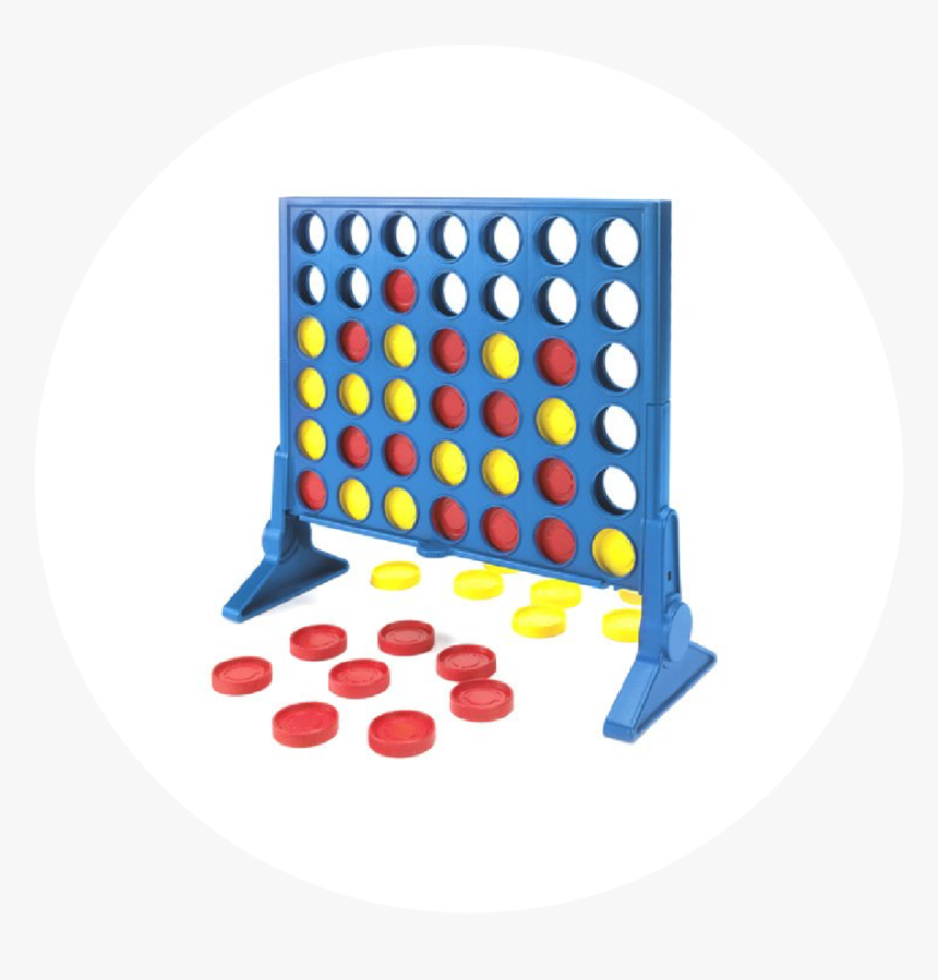 Connect 4 $25 Per Hour - Hasbro Connect 4, HD Png Download, Free Download