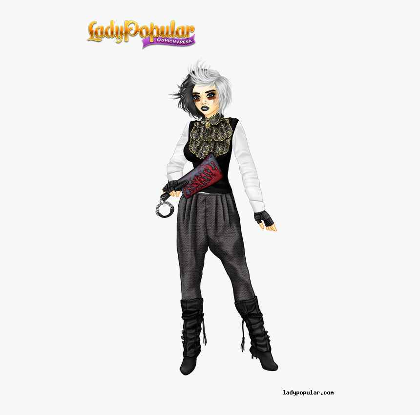 Lady Popular, HD Png Download, Free Download