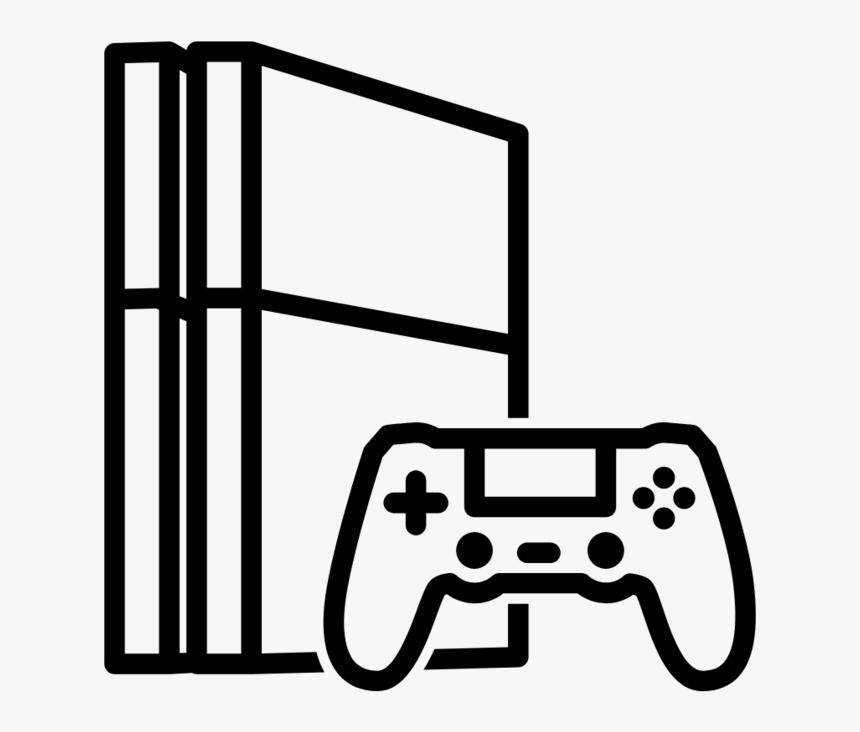 Game Club Mandurah Logo Black - Playstation 4 Icon Png, Transparent Png, Free Download