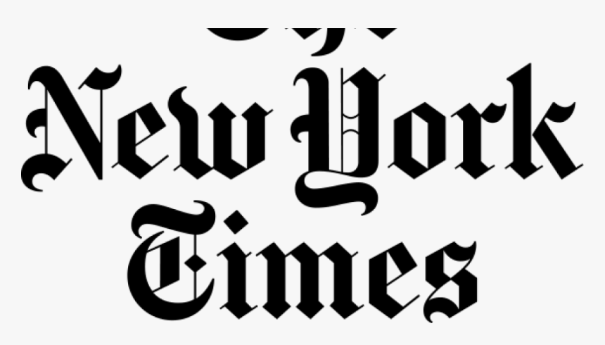 The New York Times Graphic Design Hd Png Download Kindpng
