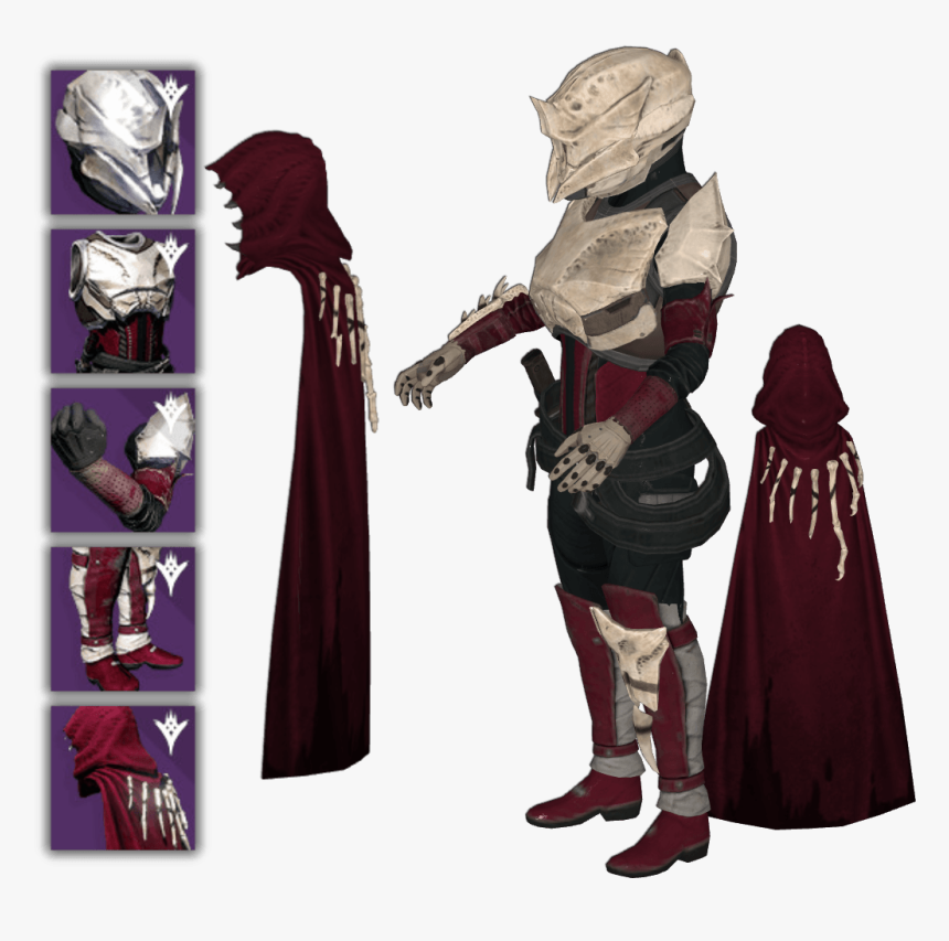 Destiny King S Fall Hunter Armor, HD Png Download, Free Download