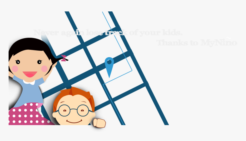 Transparent Kids Not Sharing Clipart - Child Tracking Png, Png Download, Free Download