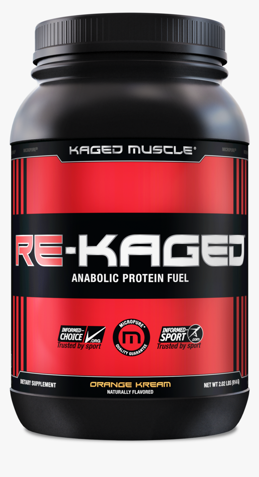 """Re-kaged®""""  Class= - Bodybuilding Supplement, HD Png Download, Free Download"""