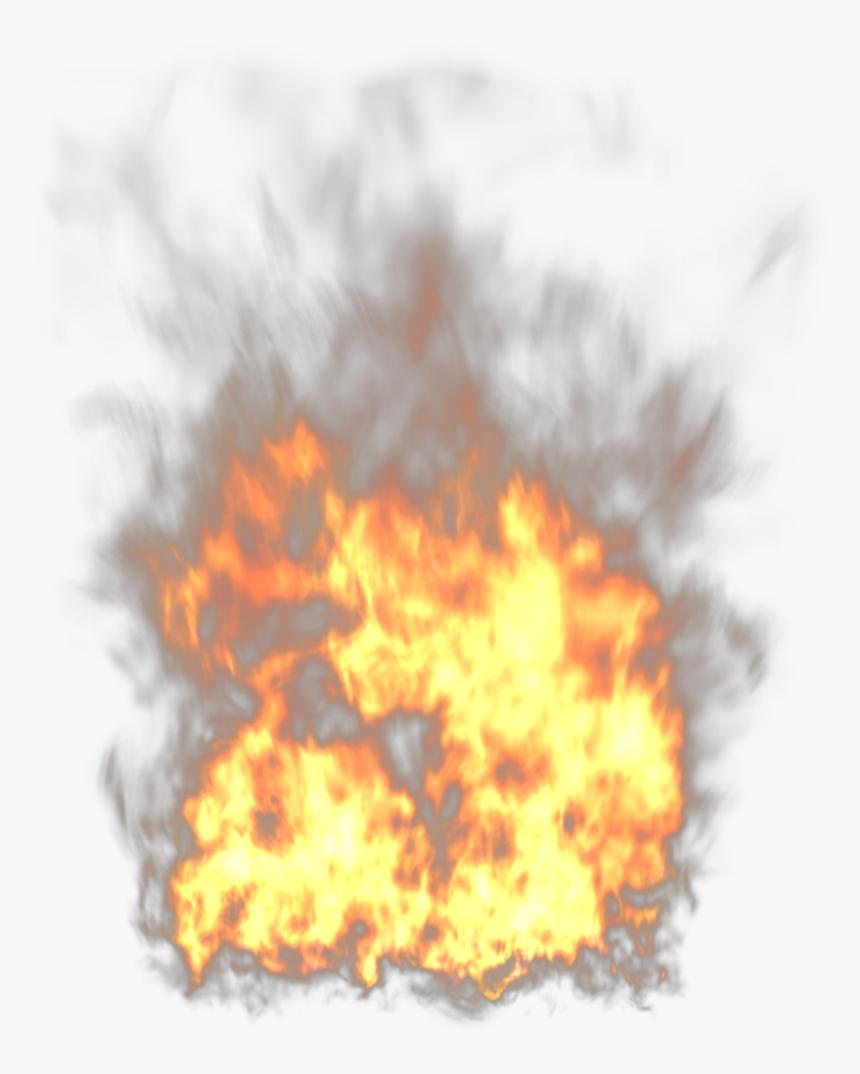 Гифка пожара без фона