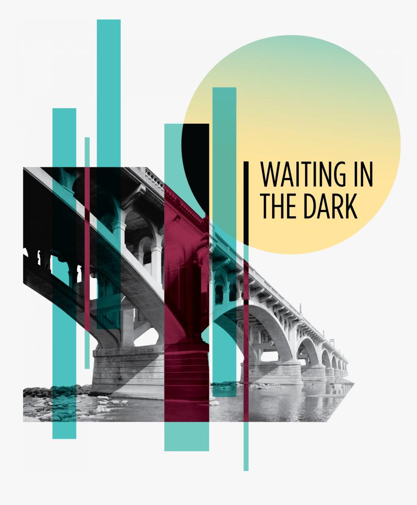 Waitinginthedark Title - Graphic Design, HD Png Download, Free Download
