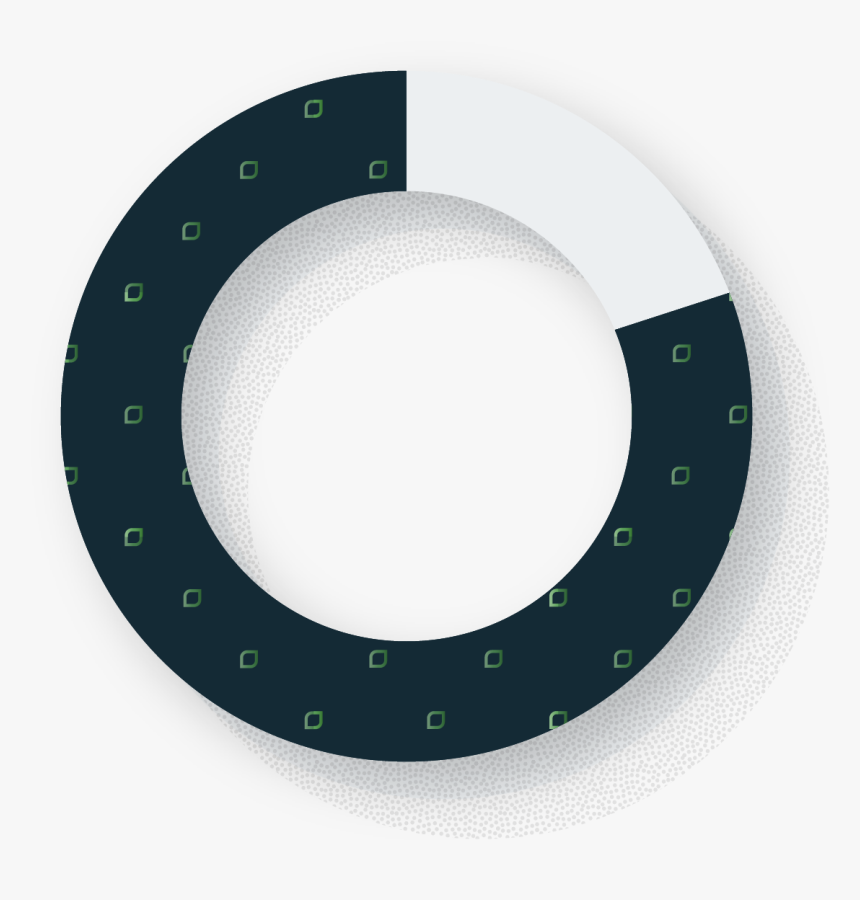 Pie Chart 79% - Circle, HD Png Download, Free Download