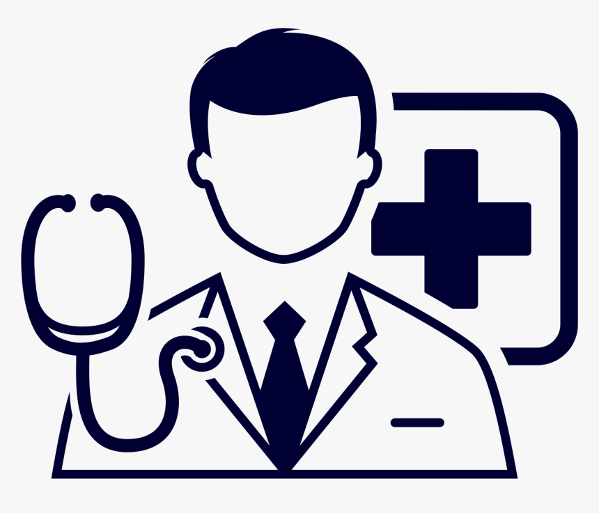 Free Doctor Consultation Icon Clipart , Png Download - Doctor Consultation Clipart, Transparent Png, Free Download