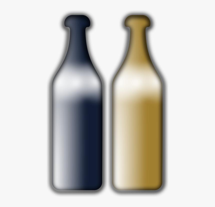 Beer Bottle,glass Bottle,tableware - Glass Bottle, HD Png Download, Free Download