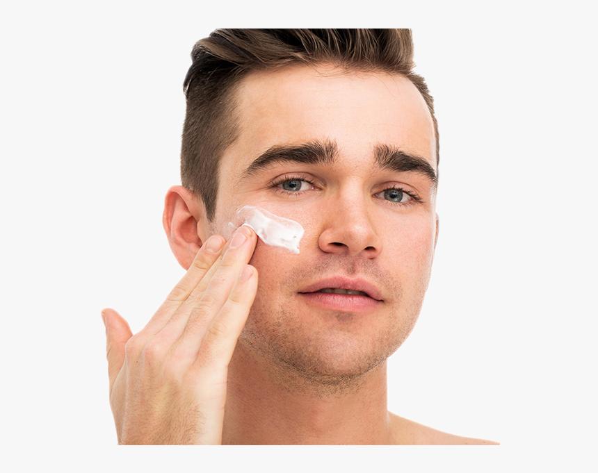 Men S Skin Care Man Skin Care Free Hd Png Download Kindpng