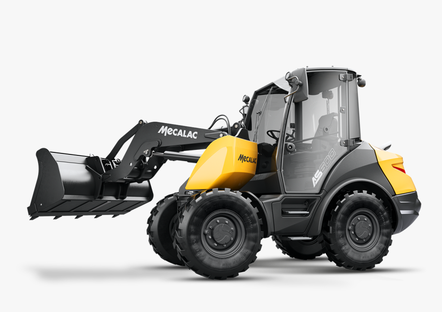 Swing Loaders - Ahlmann Mecalac, HD Png Download, Free Download