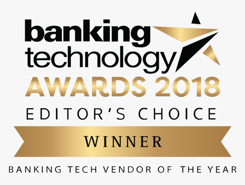 """Banking Technology Awards 2018 Editor""""s Choice Banking - Graphic Design, HD Png Download, Free Download"""