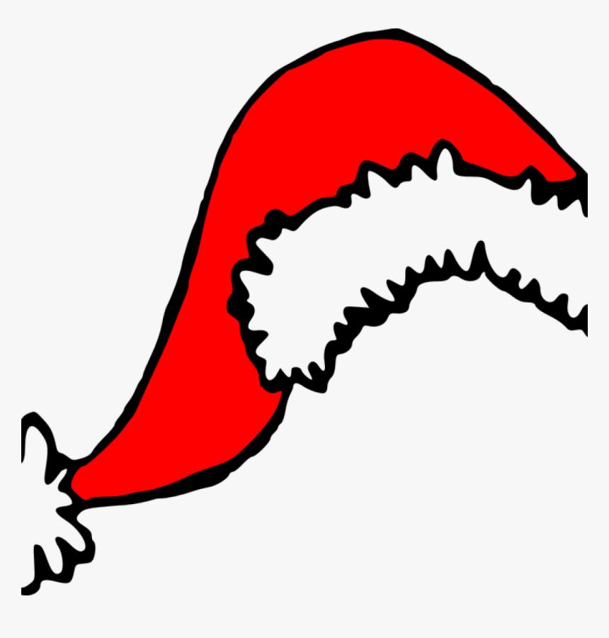 Free Santa Hat Clipart Santa Claus Cap Xmas Free Vector - Santa Hat Clip Art, HD Png Download, Free Download