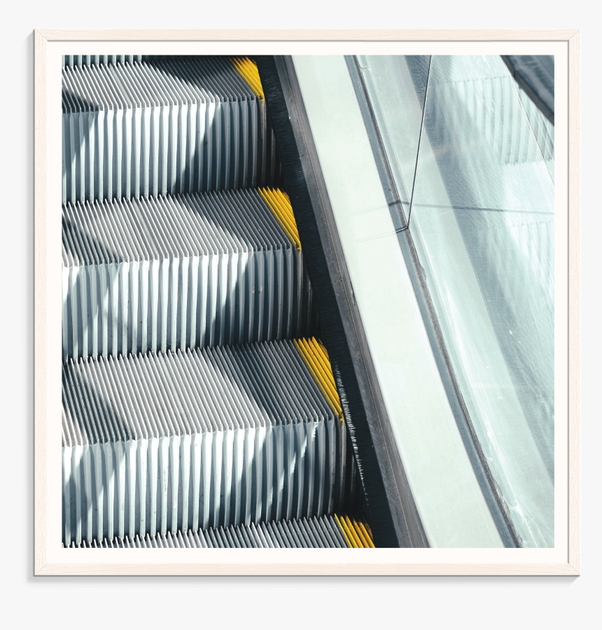 Escalator, HD Png Download, Free Download