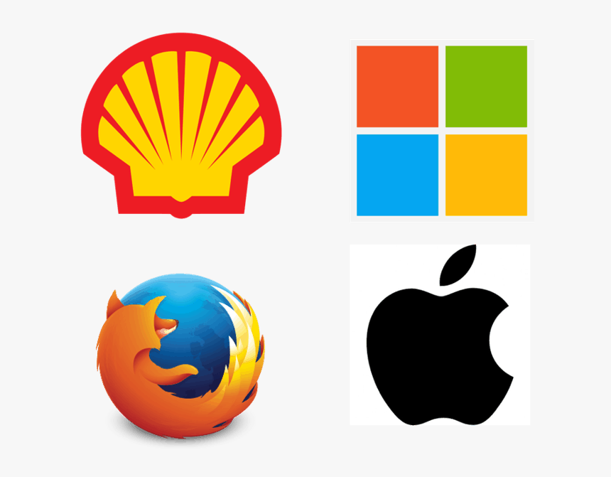 Tipos De Logotipo - Shell Rotella Logo Png, Transparent Png, Free Download