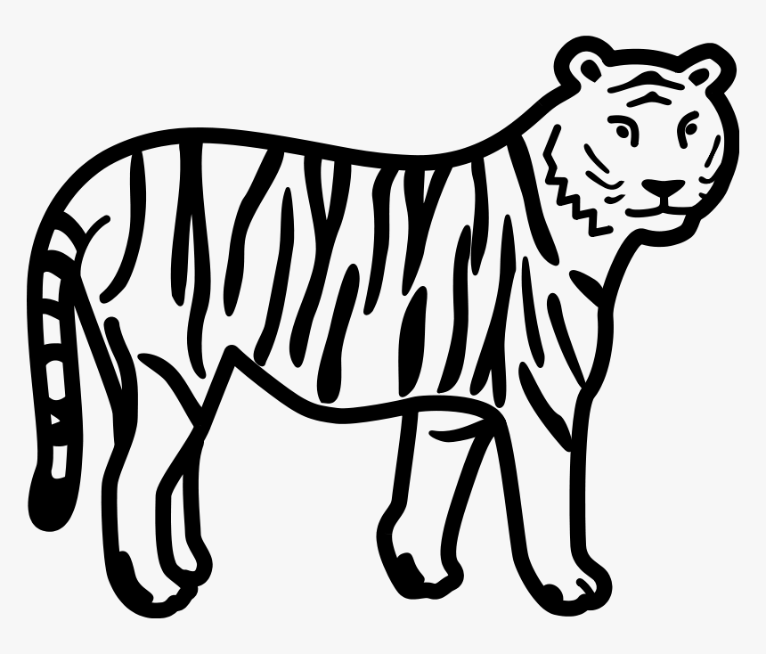 Jungle Animals Coloring Pages, Wild Animals Coloring - Jungle ... | 734x860