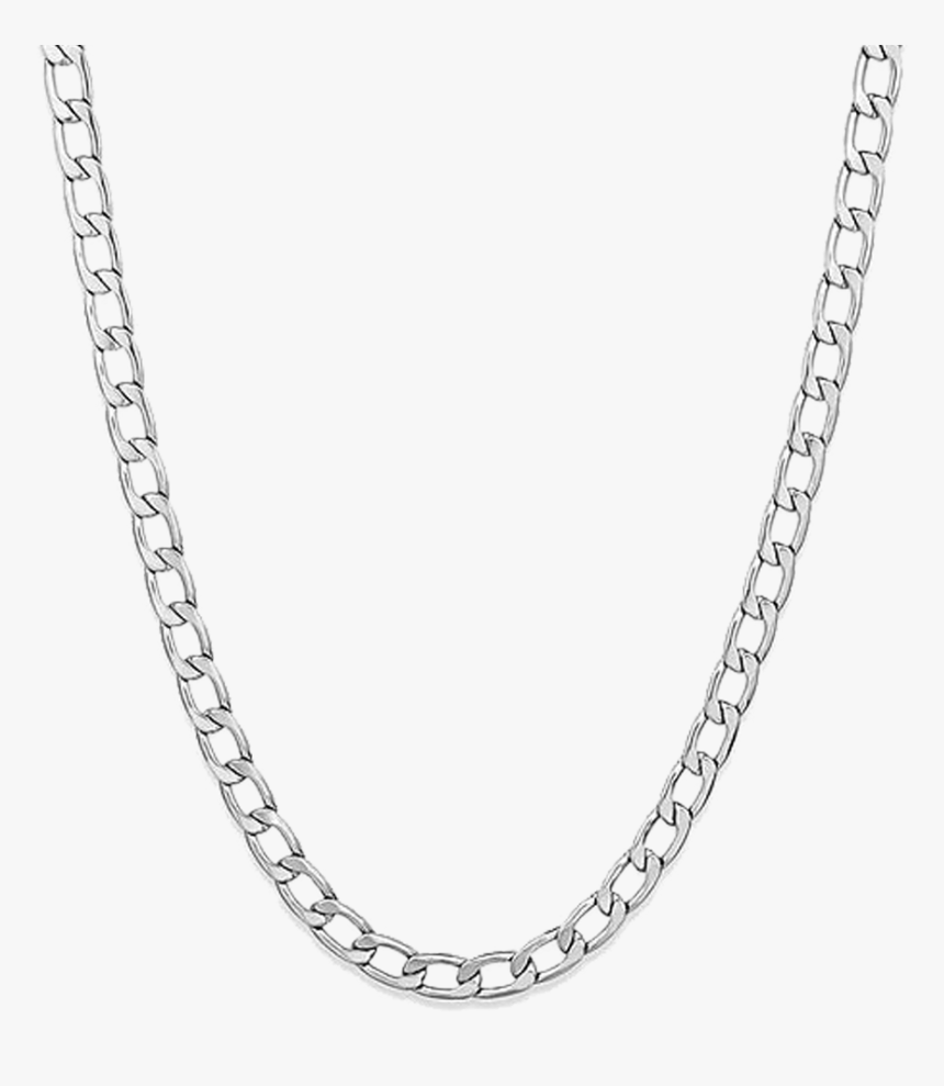 Necklace Chain Png - Gold Chain Diamond Cut, Transparent Png, Free Download