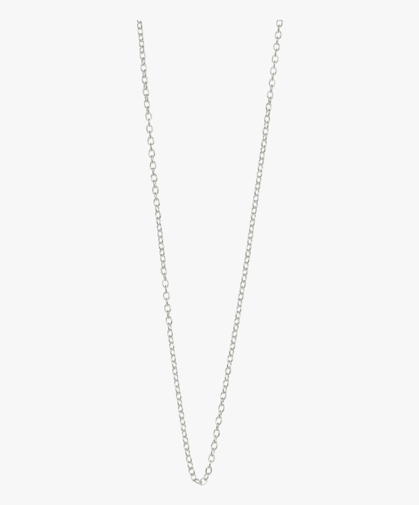 Transparent Background Silver Necklace Png, Png Download, Free Download