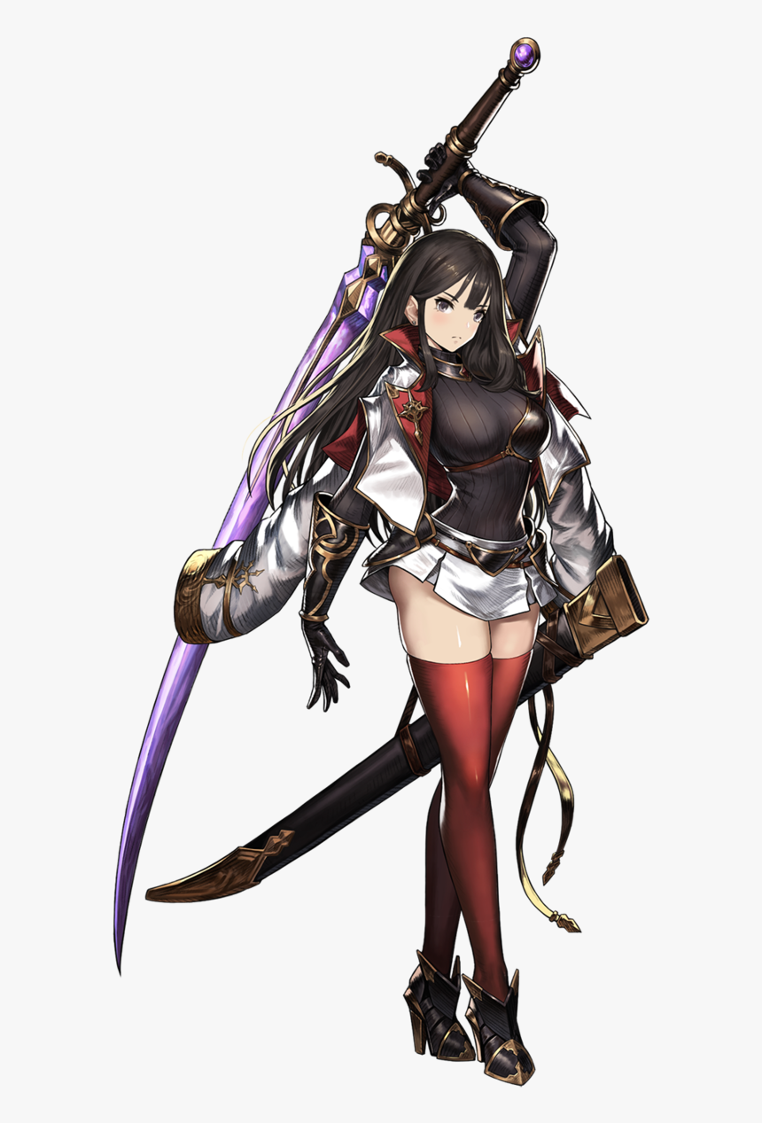 anime fantasy characters fantasy anime female characters, hd png download - kindpng