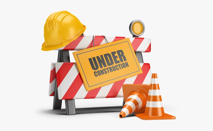 Under Construction Cartoon Hd Png Download Kindpng