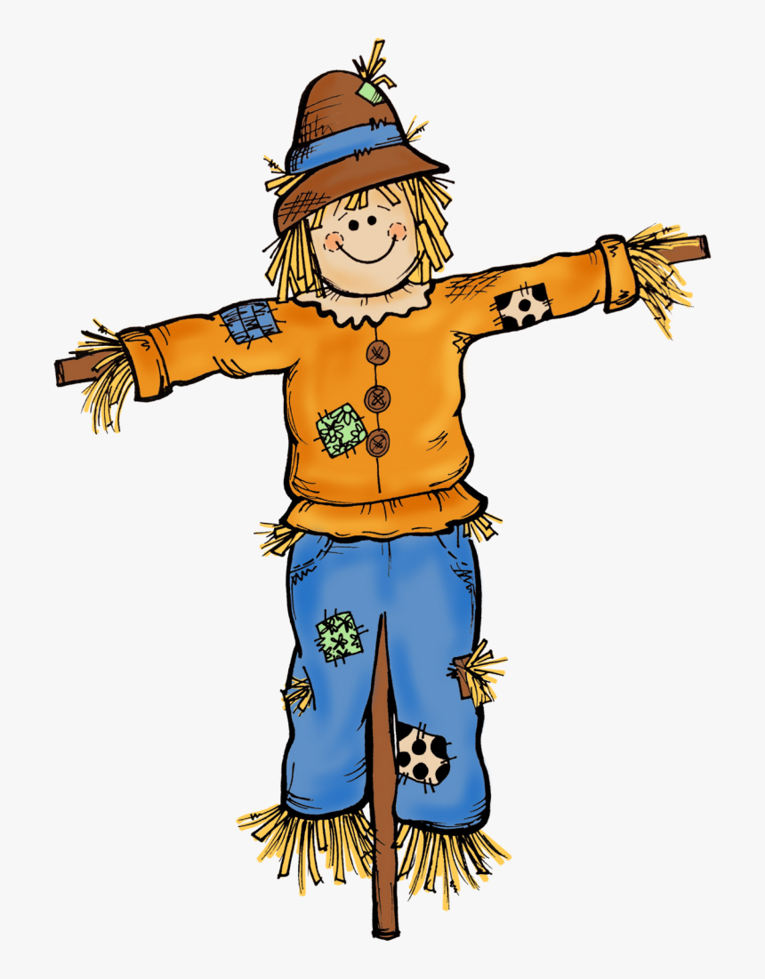 28 Collection Of Scarecrow Clipart Png - Scarecrow Clipart, Transparent Png, Free Download