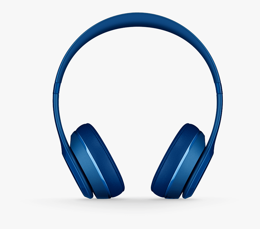 Bluetooth Headphones Blue Colour, HD Png Download, Free Download