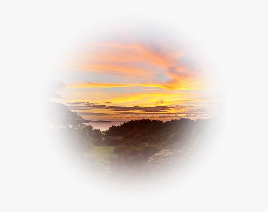 Coucher De Soleil Png - Sunset, Transparent Png, Free Download