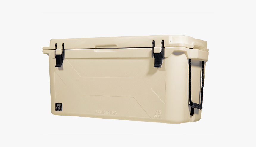 Bison Coolers 75 Quart Ice Chest Cooler - Bison Coolers 75, HD Png Download, Free Download