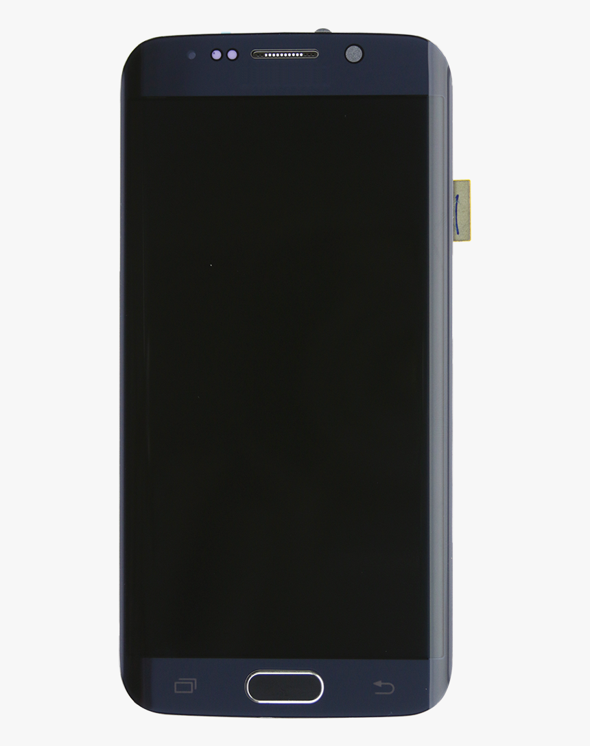 Samsung Galaxy S6 Edge Cdma Display Assembly With Frame - Lava A82 Touch Screen, HD Png Download, Free Download